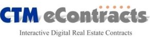 CTM eContracts Interactive Digital Real Estate Contracts Logo