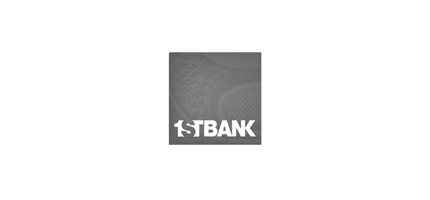 1st Bank Logo