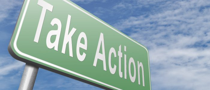 take action time to act now is the time or never take initiative 3D illustration,