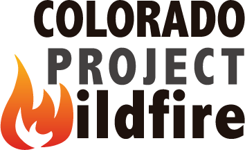 Colorado Project Wildfire Logo