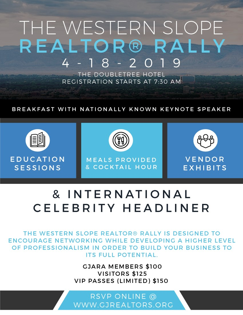 REALTOR Rally Flyer