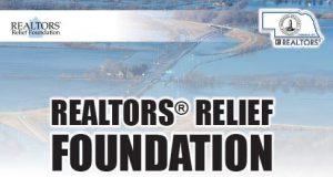 REALTORS Relief Foundation Logo